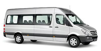Minibus Hire London Home page